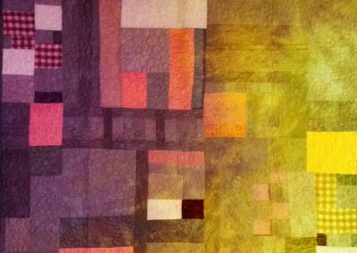 dyed quilt 1
